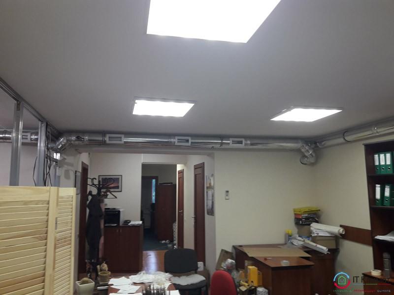 Припливно-витяжна вентиляція з рекуперацією офісу - ВЕНТС ВУТ 350 СБ ЄС