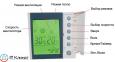 Приточно-вытяжная установка с рекуперацией тепла Roda LMW-500K 1