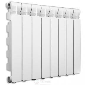 Алюминиевый радиатор Fondital Calidor Super 500/100 10 секц.