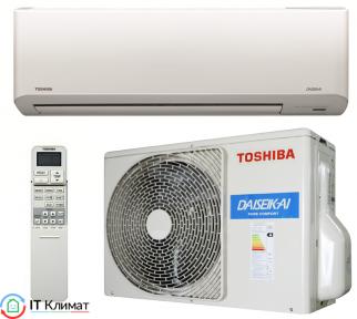 Кондиціонер Toshiba RAS-10N3KVR-E/RAS-10N3AVR-E