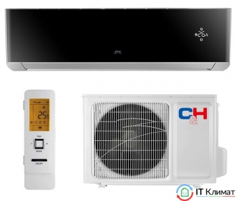 Тепловой насос воздух-воздух Cooper&Hunter CH-S18FTXAM2S-BL