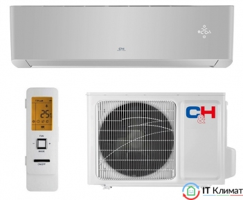 Тепловой насос воздух-воздух Cooper&Hunter CH-S12FTXAM2S-SC