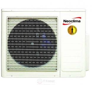 Зовнішній блок мульти-спліт системи Neoclima NU-2M18AFIe