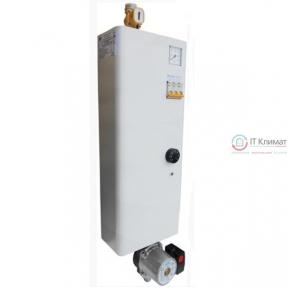 Электрический котел ТермоБар Ж7-КЕП-18 с насосом