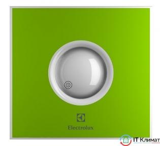 Вентилятор побутовий Electrolux EAFR-120 green (Rainbow)