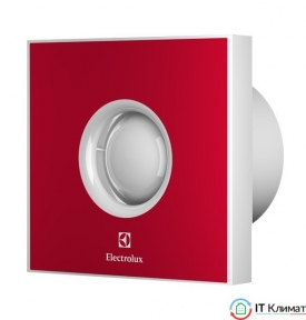 Вентилятор бытовой Electrolux EAFR-100TH red (Rainbow)