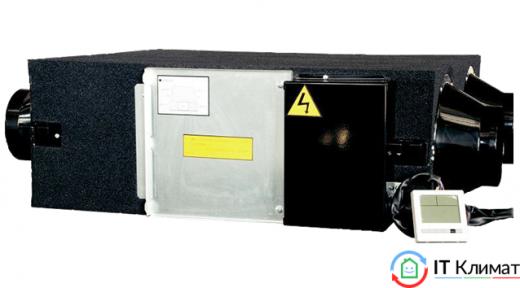 Приточно-вытяжная установка с рекуперацией тепла Chigo QR-X02D