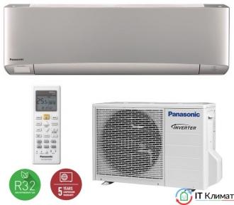 Кондиционер Panasonic CS/CU-XZ25TKEW (Etherea Silver)