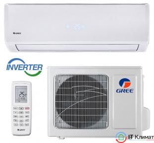Тепловой насос воздух-воздух GREE GWH24QE-K3DNB6G (SMART)