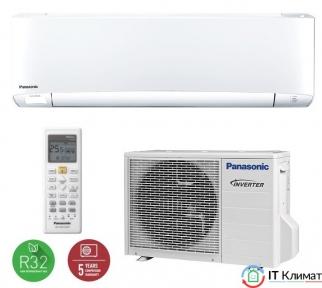 Кондиционер Panasonic CS/CU-Z25TKEW (Etherea White)