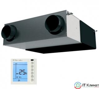Приточно-вытяжная установка с рекуперацией Electrolux EPVS-650 Star