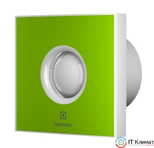 Вентилятор побутовий Electrolux EAFR-150 green (Rainbow)