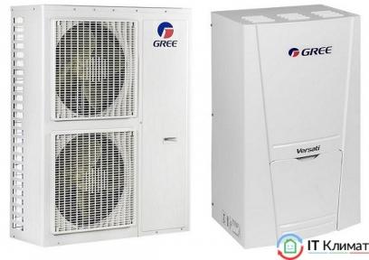 Тепловой насос воздух-вода Gree GRS-CQ16Pd/Na-M