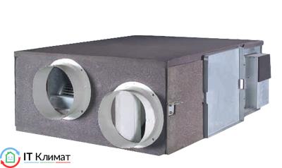 Приточно-вытяжная установка с рекуперацией тепла FHBQ-D5-K