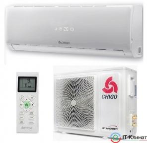 Тепловой насос воздух-воздух Chigo CS-35V3A-1B169AH5X