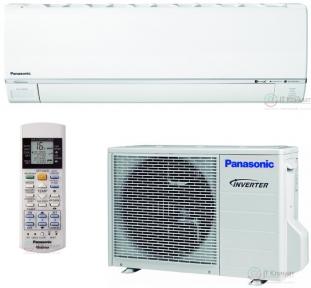 Кондиционер Panasonic CS/CU-E9RKD (Deluxe)