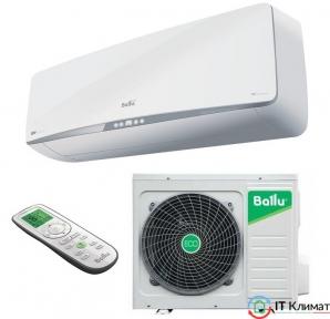 Кондиционер Ballu BSPI-24HN1/WT/EU (Platinum DC Inverter)