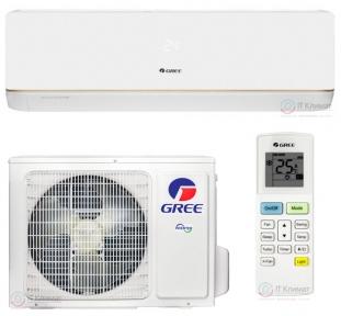 Кондиционер GREE GWH09AAB-K3DNA5A/A4A Wi-Fi (Bora inverter)