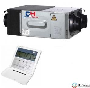 Приточно-вытяжная установка с рекуперацией Cooper&Hunter CH-HRV10K2