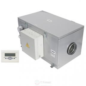 Приточная установка VENTS ВПА 150-5,1-3 LCD