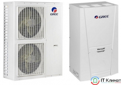 Тепловой насос воздух-вода Gree GRS-CQ12Pd/Na-M