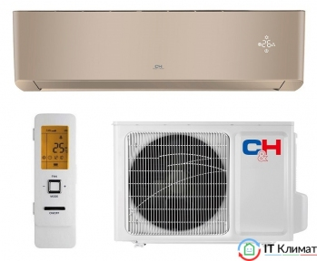 Тепловой насос воздух-воздух Cooper&Hunter CH-S18FTXAM2S-GD
