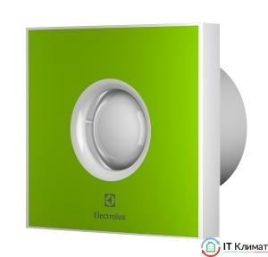 Вентилятор побутовий Electrolux EAFR-100TH green (Rainbow)