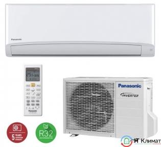 Кондиционер Panasonic CS/CU-TZ25TKEW (Compact Inverter)