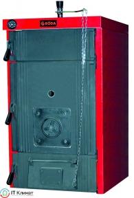 Твердотопливный котел Roda Brenner Max BM-06