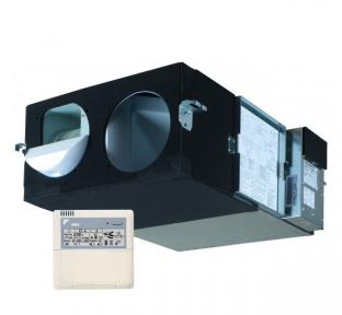 Приточно-вытяжная установка с рекуператором Daikin VAM250FC