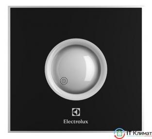 Вентилятор бытовой Electrolux EAFR-120 black (Rainbow)