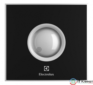 Вентилятор побутовий Electrolux EAFR-120 black (Rainbow)