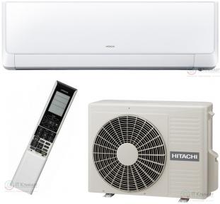 Тепловой насос воздух-воздух HITACHI RAK35RXD/RAC35WXD
