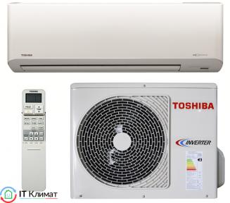 Кондиционер Toshiba RAS-13N3KV-E/RAS-13N3AV-E (Серия N3KV)