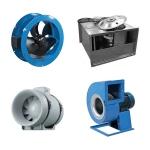Коммерческие и промышленные вентиляторы